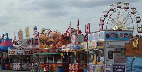 Carnival Food Vendors