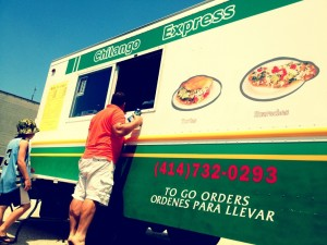Chilango Express WI food truck