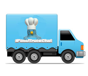 #FoodTruckChat