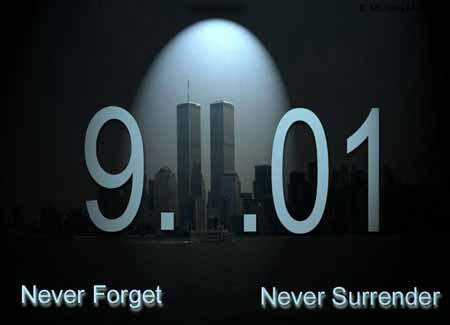 patriot day 911