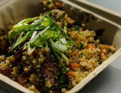 Adding Quinoa To Your Food Truck Menu