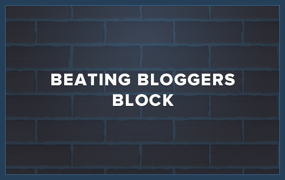 beating-bloggers-block