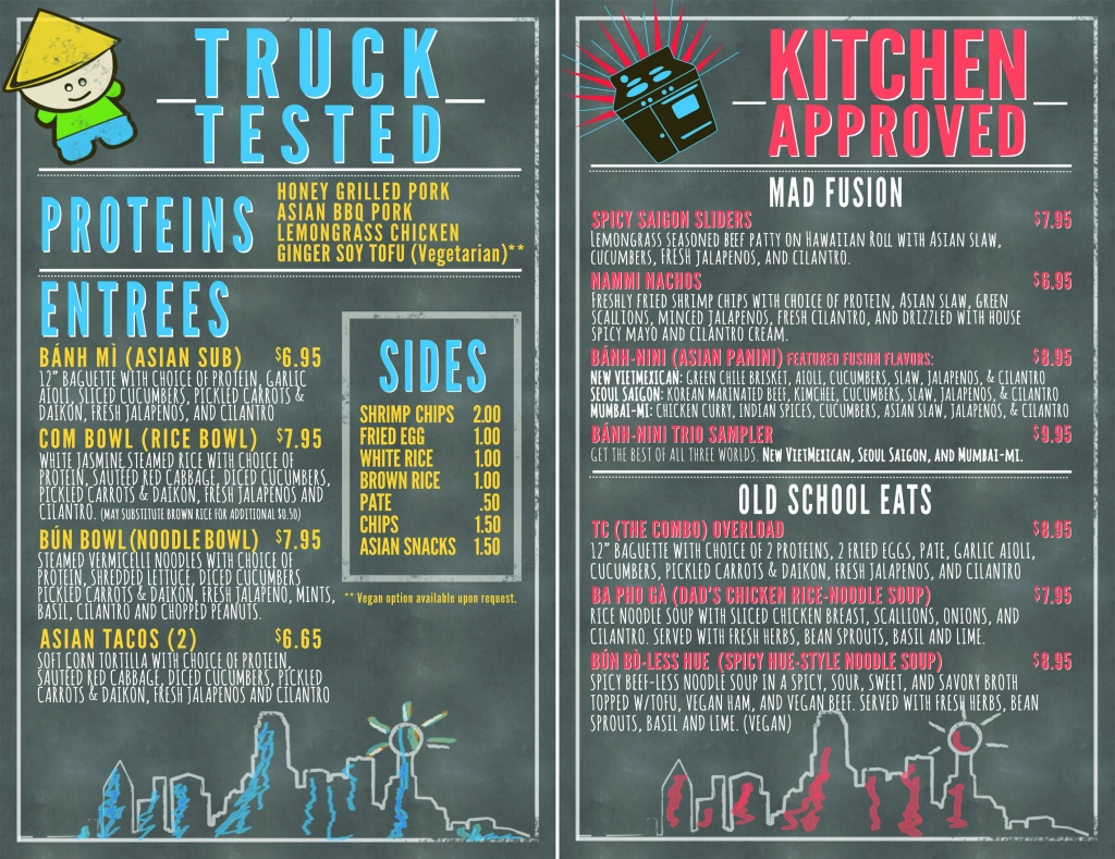 Food Truck Menu Pricing Methods | Mobile Cuisine