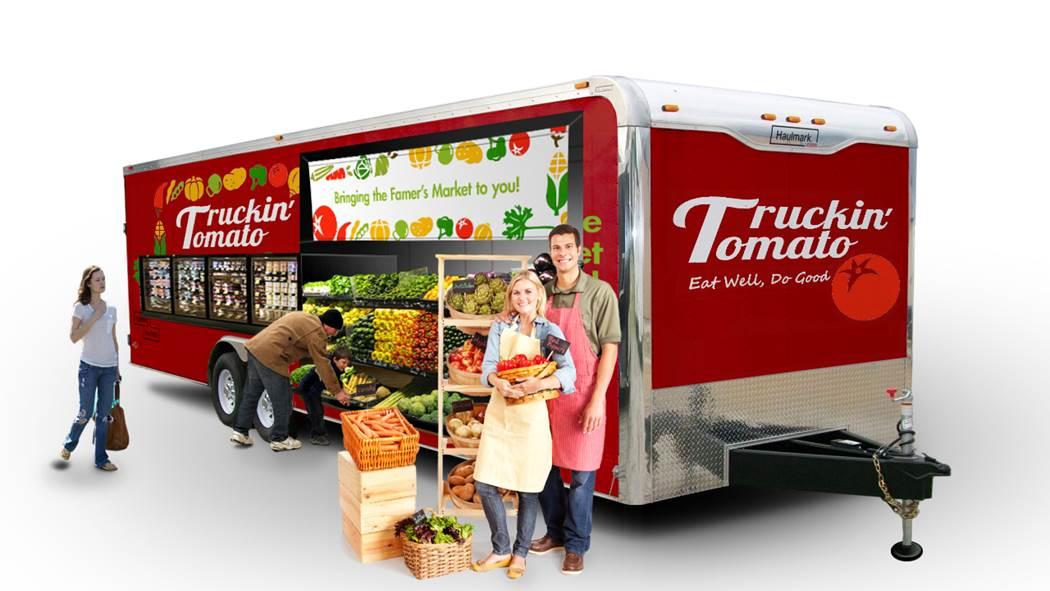 Truckin Tomato San Antonio