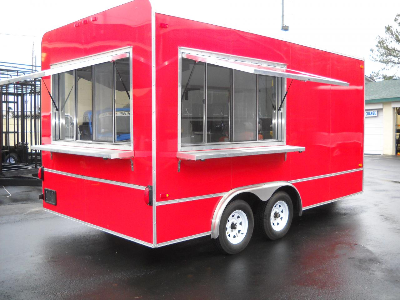 5 Factors To Consider When Buying A Concession Trailer Portland Food Trailers