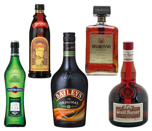 "Liqueurs are basically liquors that have been flavored and sweetened. The term is interchangeable with ""cordial,"" except in the U.K., where cordial can also just refer to a sweet, non."