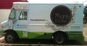 the mighty bowl vancouver food truck
