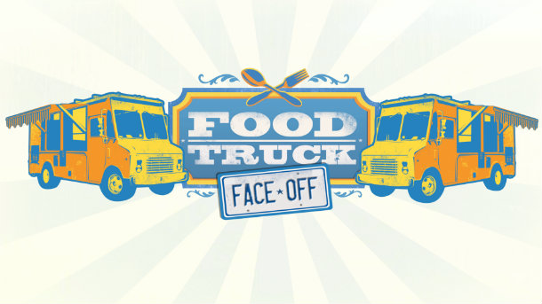 Food Truck Face Off Logo