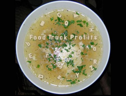 Add Soup to Your Food Truck Menu to Warm Up Your Profits