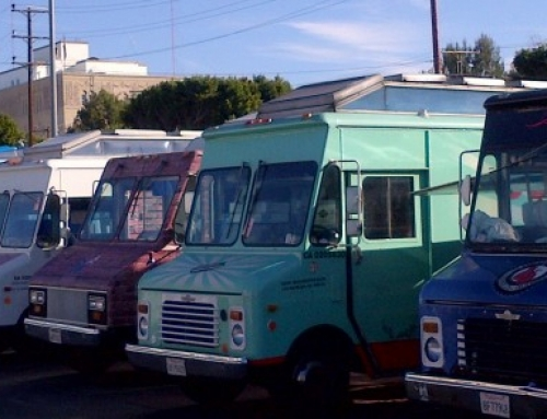 Storing Food Trucks: Do You Still Need To Insure It?