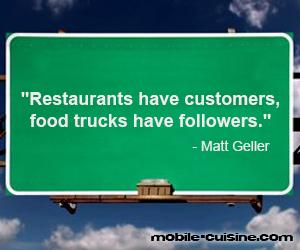 Matt Geller Food Truck Quote