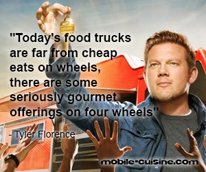 Tyler Florence Food Truck Quote
