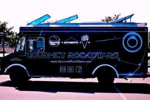 gourmet rockstars food truck
