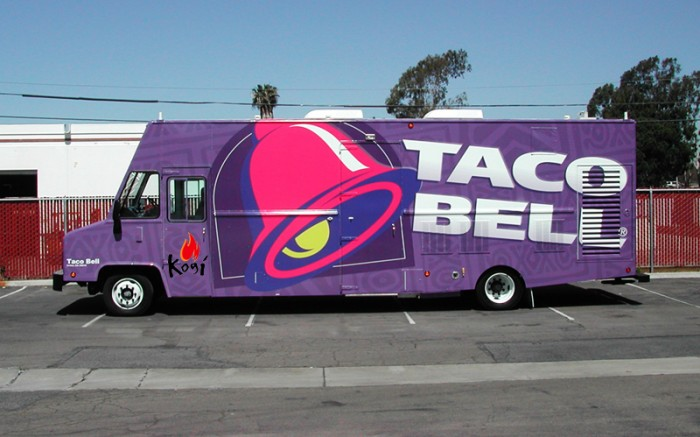 Kogi Taco Bell Truck