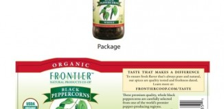 Recall Frontier Black Peppercorns