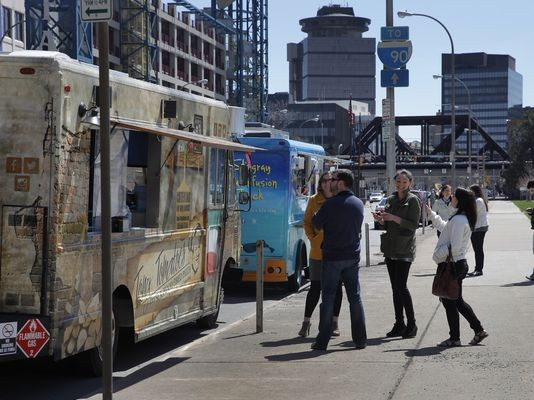 Rochester food trucks