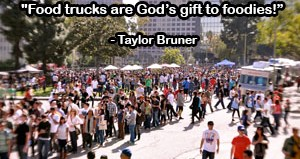 Taylor Bruner Food Truck Quote