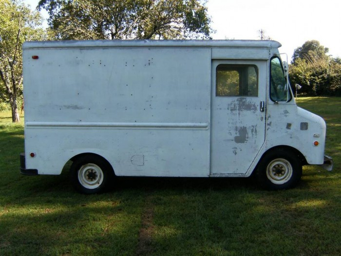 Ugly Food Truck