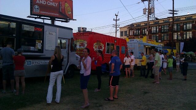 charlotte food truck event