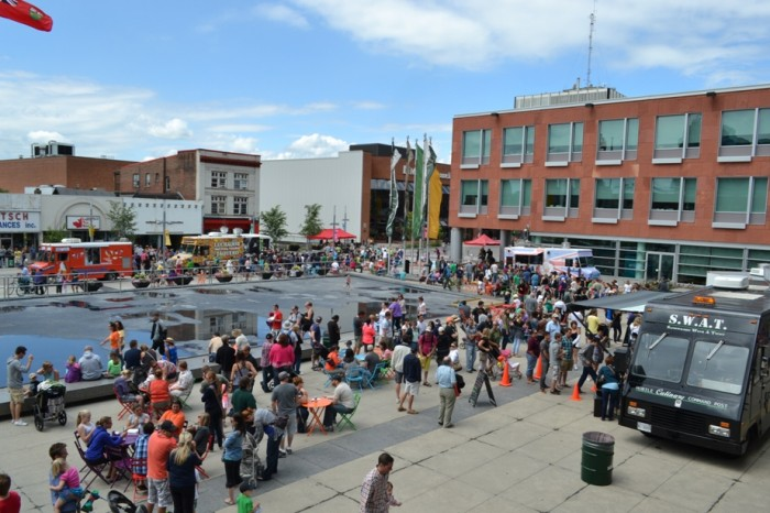 kitchener Food Trucks