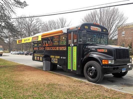 madison ct food truck