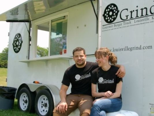 the grind louisville food truck