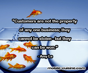 Amy Le Food Truck Quote