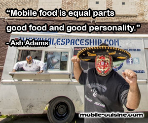 Ash Adams Food Truck Quote