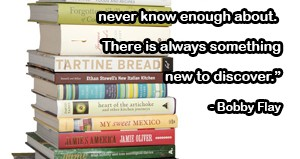 Bobby Flay Cooking Quote