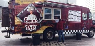 Evans Deli Truck