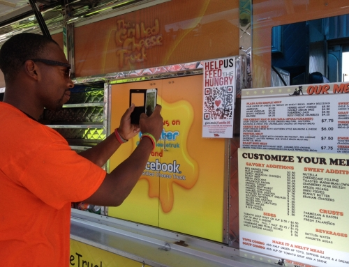 The Grilled Cheese Truck: Fighting Hunger & Getting Vets Work