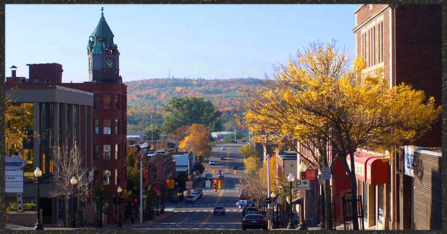 Historic-downtown-Marquette