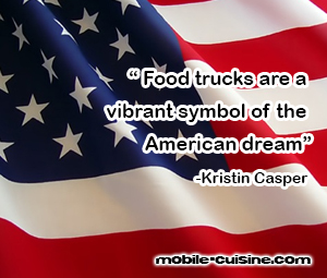 Kristin casper food truck quote