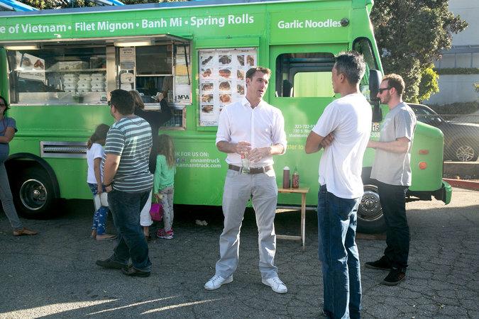 Matt Geller Food Trucks