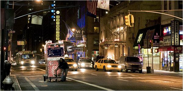 NYC Push Cart