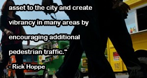 Rick Hoppe Food Truck Quote