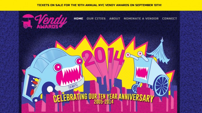 Vendy Awards 2014