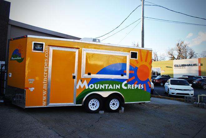 fayetteville food trailer