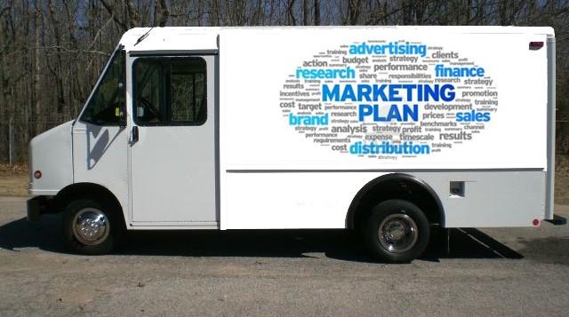 food truck marketing plan