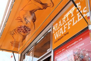 Marty's Waffles 2