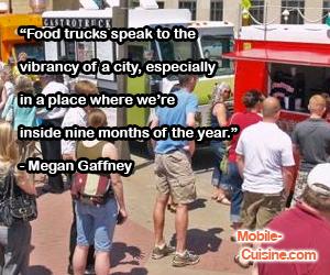 Megan Gaffney Food Truck Quote