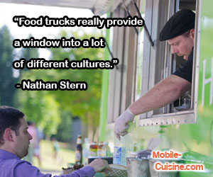 Nathan Stern Food Truck Quote
