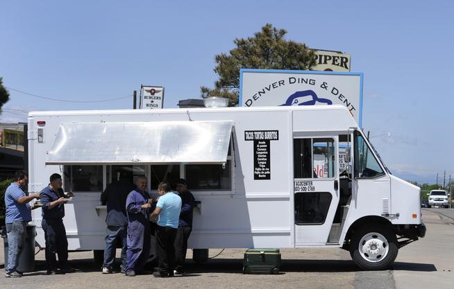 Aurora food truck