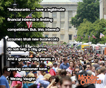Wesley Vaughn Competion Quote