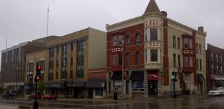 janesville downtown