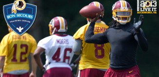 redskin training camp