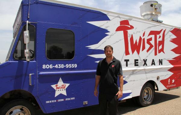 twisted texan food truck