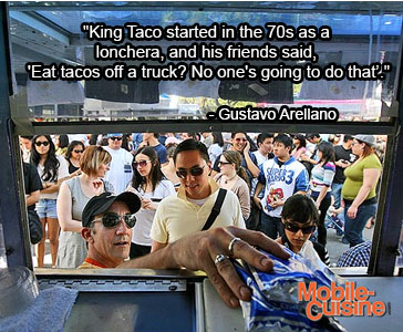 Gustavo Arellano Food Truck Quote