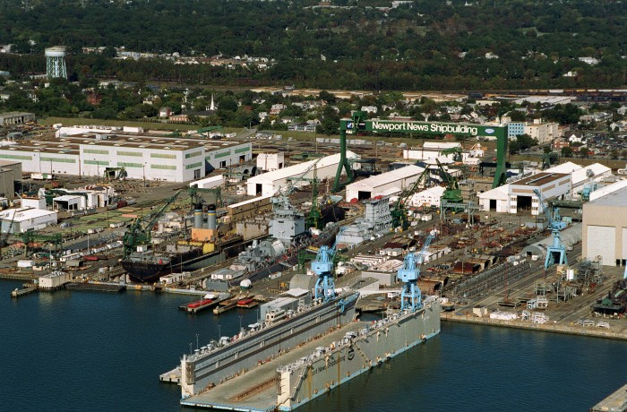 newport news shipyard