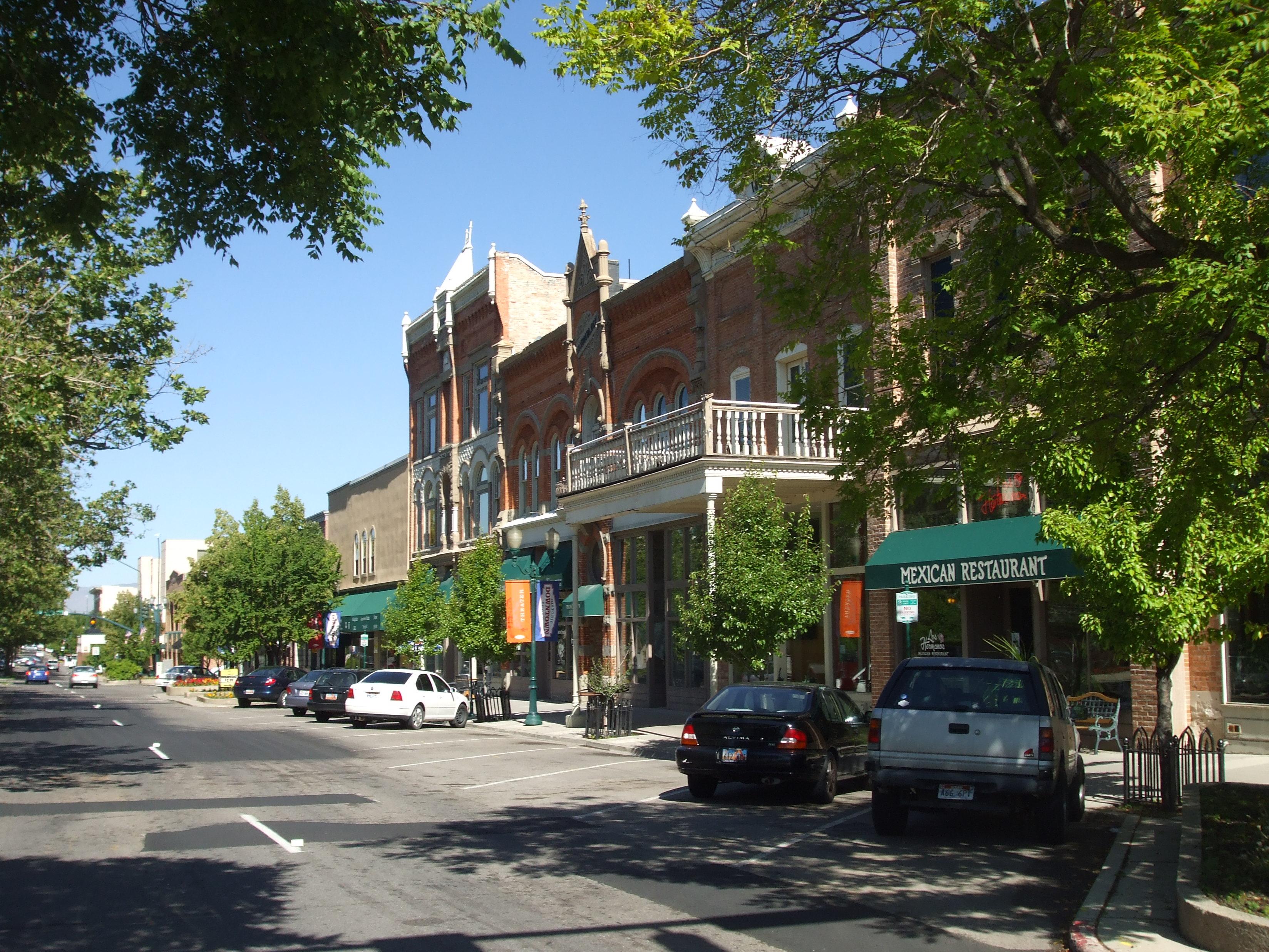 Provo Restaurants Center Street
